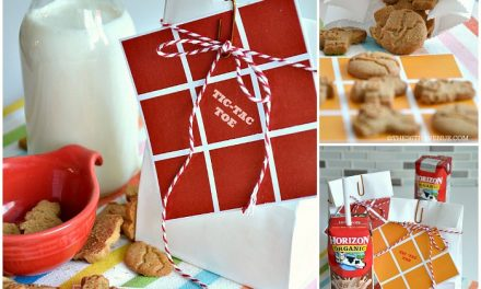 Easy Snacks – Tic Tac Toe Bags