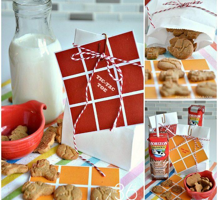 Easy Snacks – Tic Tac Toe Bags