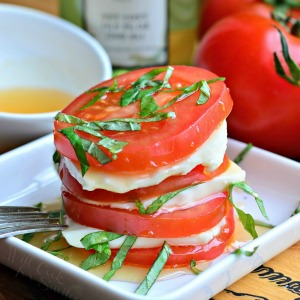 Best Recipes – Tomato Basil Salad