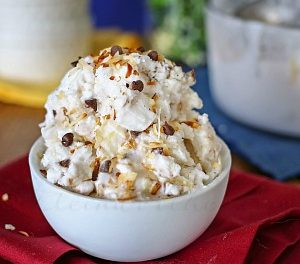 Almond Joy Sorbet Recipe