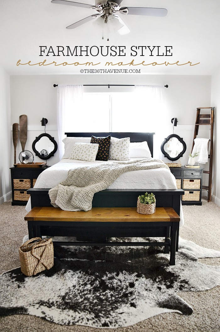 Home Decor Bedroom Makeover The 36th Avenue