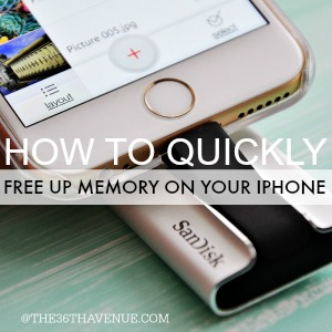 How To Free Up Memory On Your iPhone