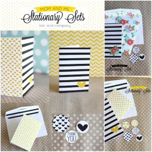 Free Printables – Stationery Sets