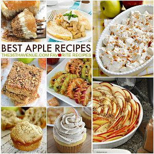 Recipes, Apple Recipes, Fall Recipes, Desserts, Baked Goods the36thavenue.com