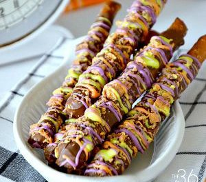 Recipes – Double Dipped Pretzels