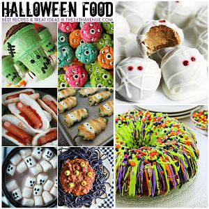 Halloween – Best Treats and Recipes