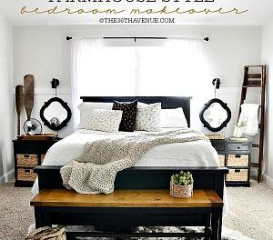 Home Decor – Bedroom Makeover