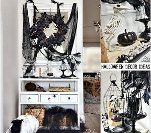 Halloween Decor – DIY Halloween Ideas