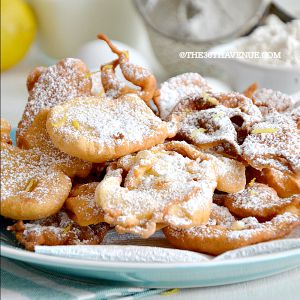 Fried Dough Recipe