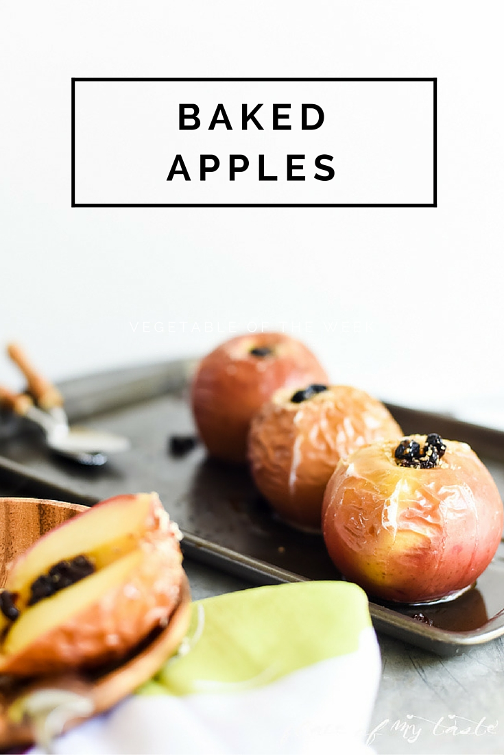 Recipe - These Baked Apples are delicious. Get the recipe here :  https://www.the36thavenue.com/baked-apple-recipe/
