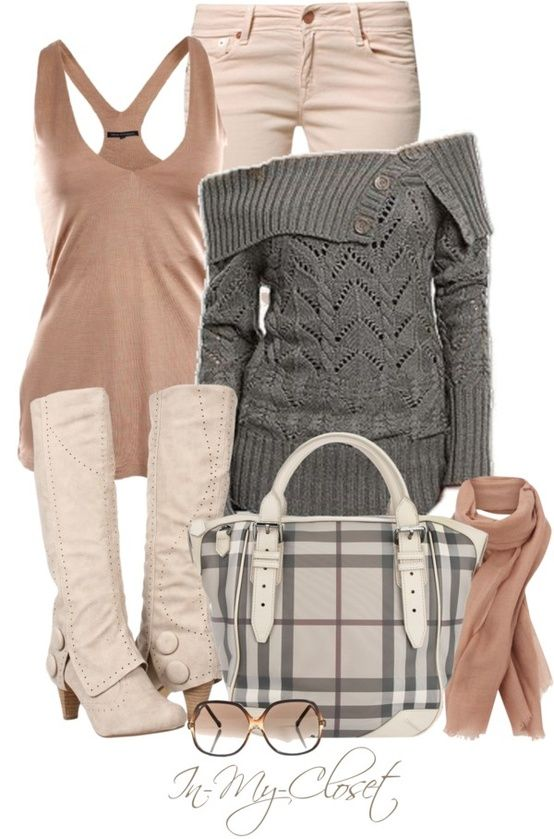 b10ff0c3b2f1 Fall Fashion - 20 Fashion Outfits that you can put together with cardigans,  jeans,