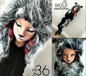 Halloween Costumes – Wolf Costume