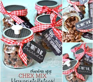 Christmas Gift Idea – Chex Mix Recipe