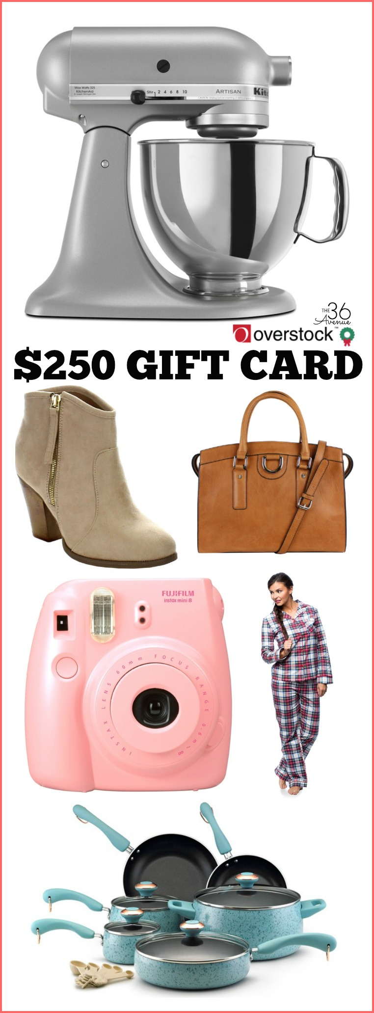 Overstock Giveaway the36thavenue.com