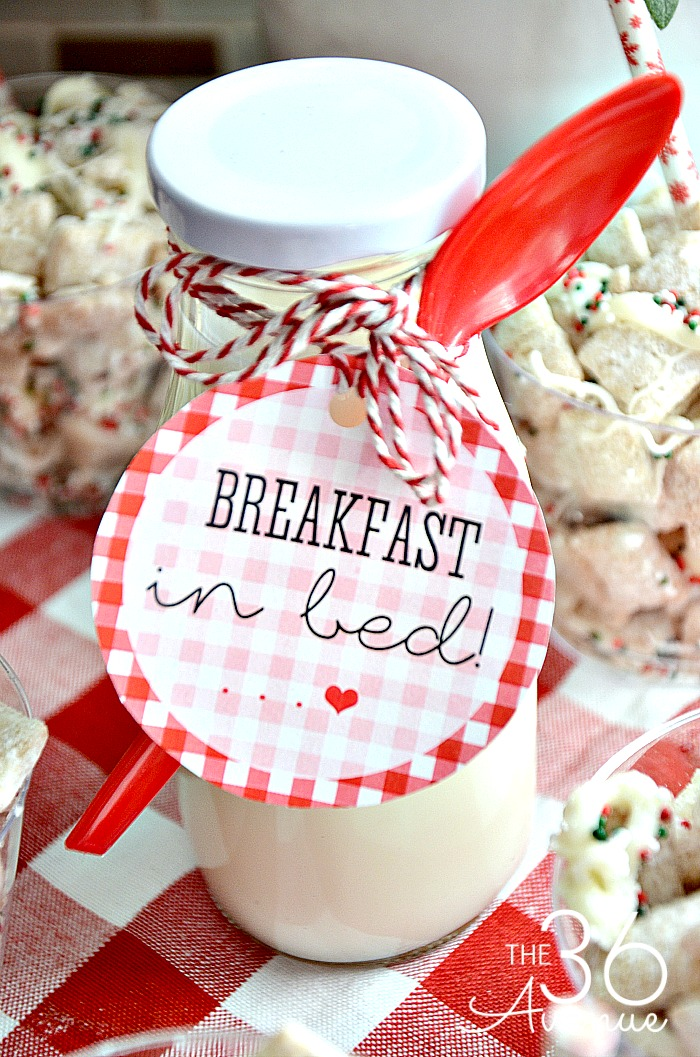 Snack Recipe and Free Printable 1 at the36thavenue.com