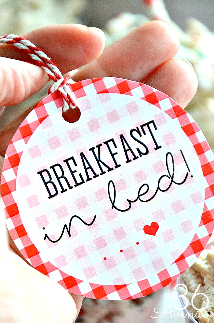 Snack Recipe and Free Printable by the36thavenue.com