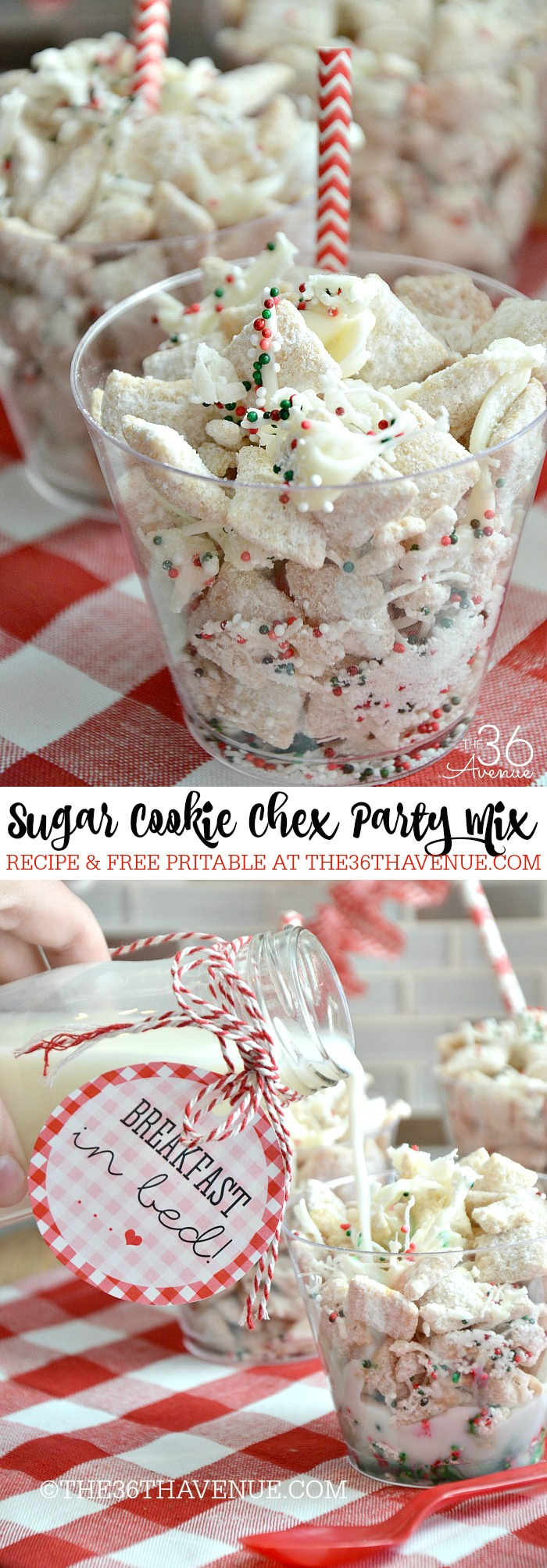 Snack Recipe and Printable the36thavenue.com