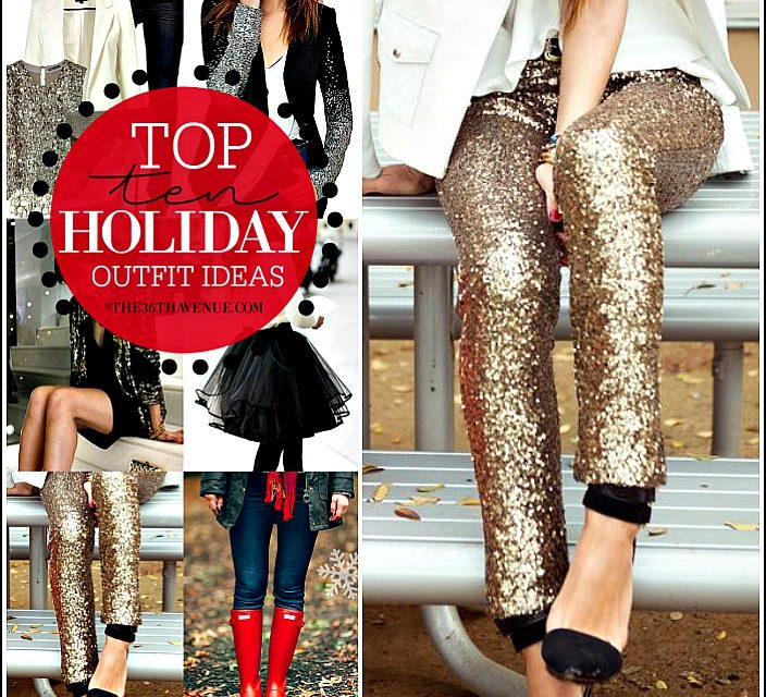 Holiday Outfit Ideas – Women's Fashion