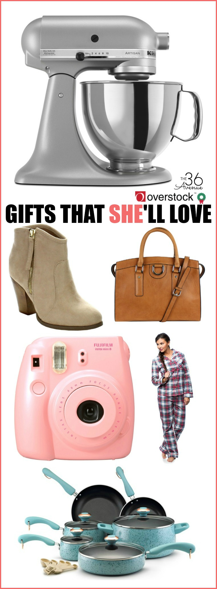 Awesome Gifts for Women - These are gifts that she'll love!