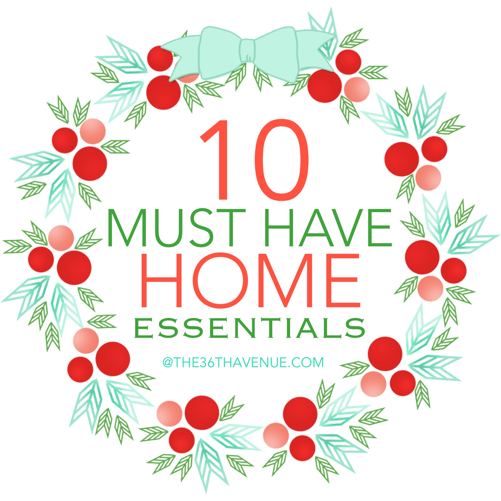 10 Must Have Home Gadgets. Home essentials for your kitchen, living room, bedroom, and more!