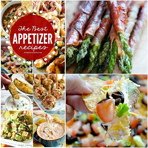 Best Appetizer Recipes – Finger Food Dishes