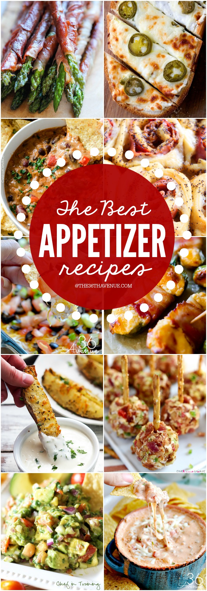 The Best Appetizer Recipes EVER! These are so delicious... PIN IT NOW and make them later!