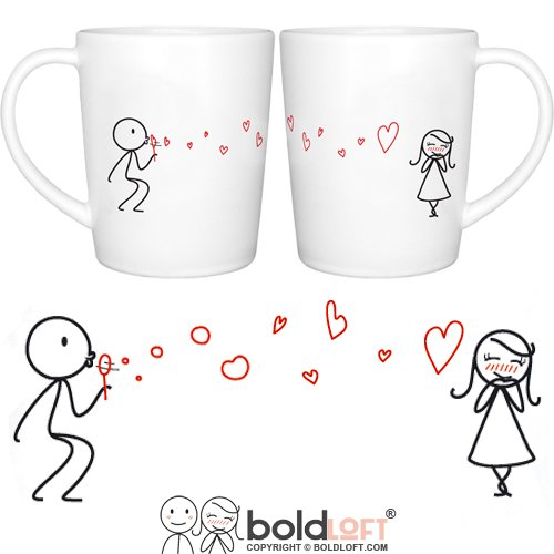 Valentine Gift Ideas - Adorable ways to wish your loved ones a Happy Valentine's Day! PIN IT NOW and make it later!