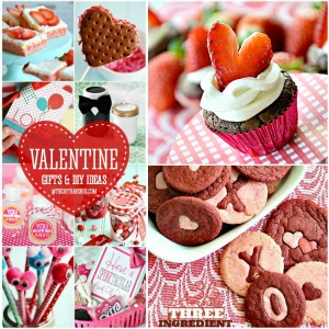 Valentine Handmade Gifts and DIY Ideas