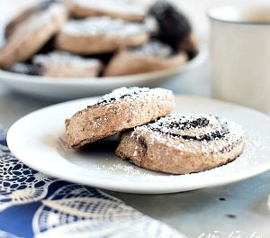 Whole Wheat Cocoa Rolls