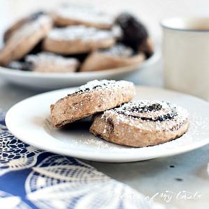 Whole Wheat Cocoa Roll Recipe