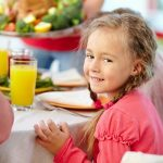 Essential Lessons Children Learn at Dinner Time
