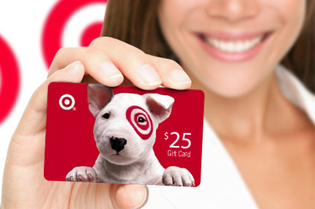 target gifts card