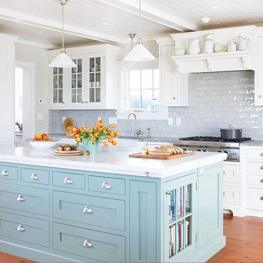 White Kitchen Decor Ideas - The 36th AVENUE