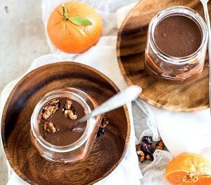 Chocolate de Creme Dessert