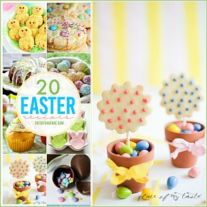 Easter Desserts and Treats