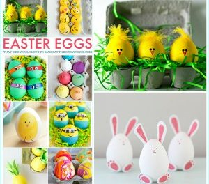 Easter Eggs for Kids