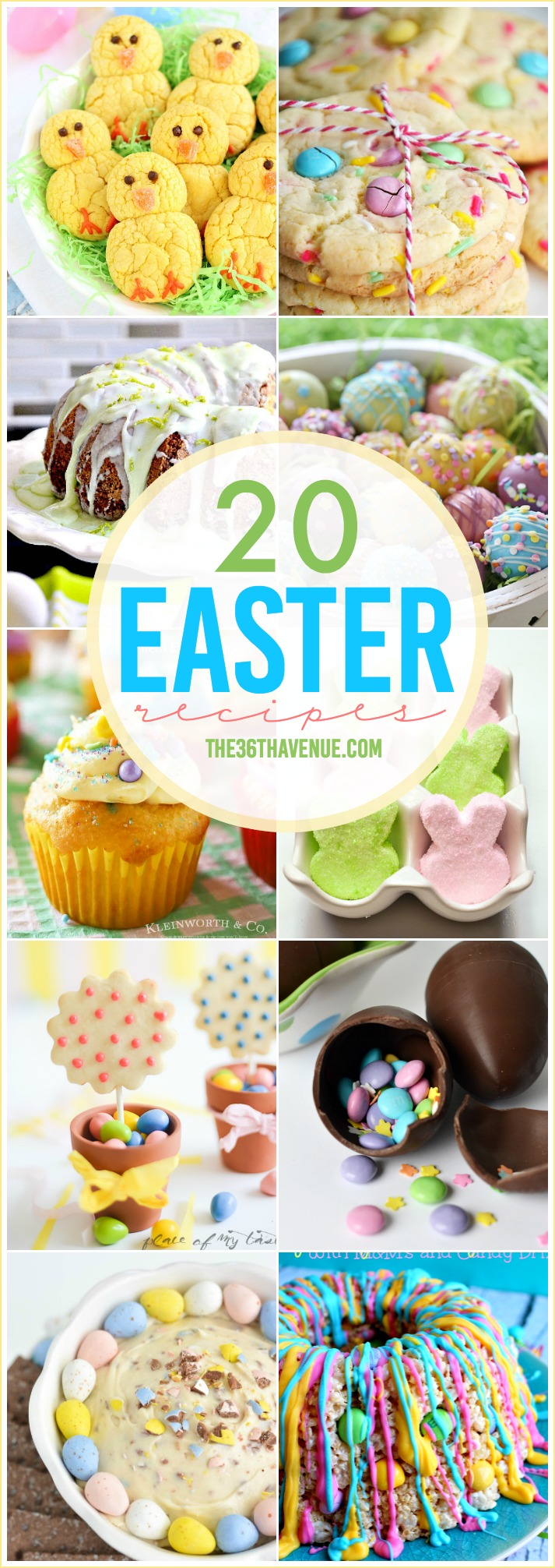 Easter Recipes the36thavenue.com