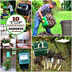 Gardening Hacks and Gadgets