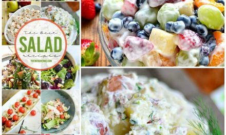 The Best Salad Recipes
