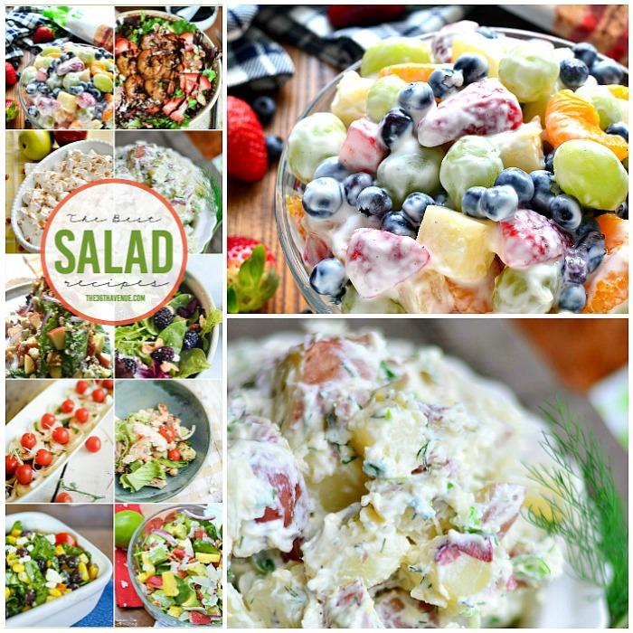 Salad Recipe 700