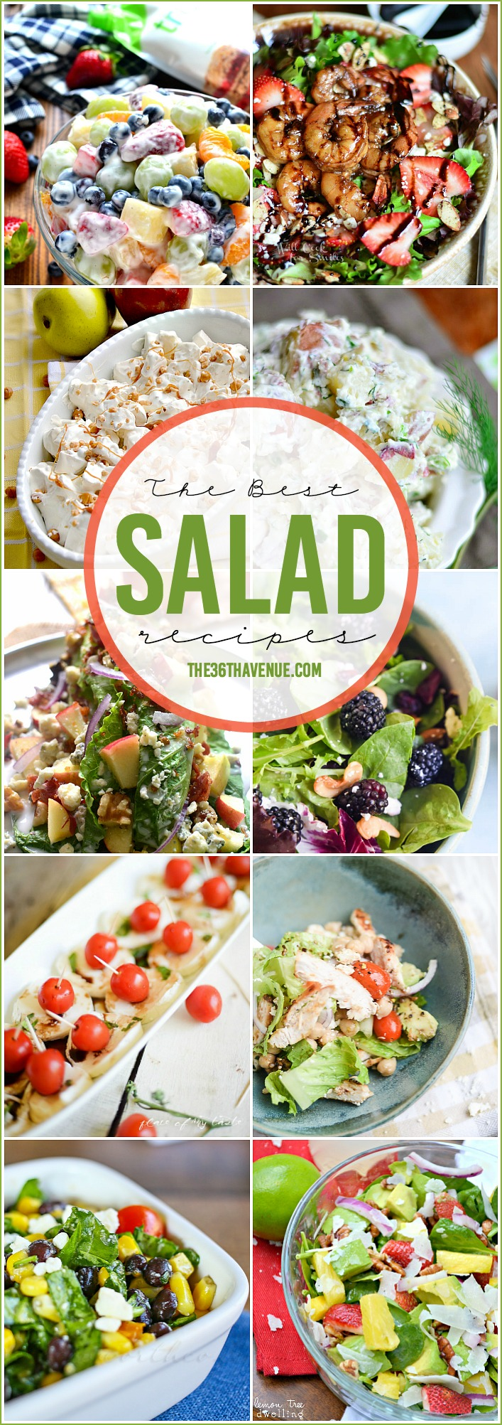 Salad Recipes - Delicious and easy Salad Recipes