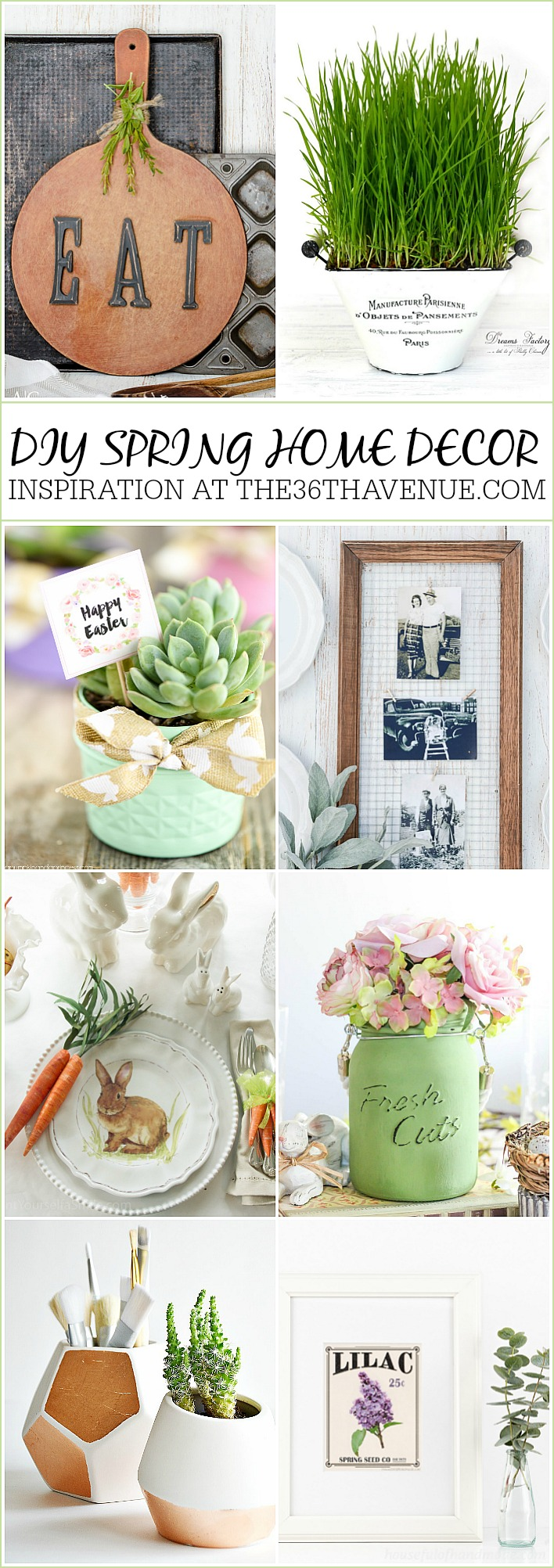 Home Decor Spring Ideas The 36th Avenue