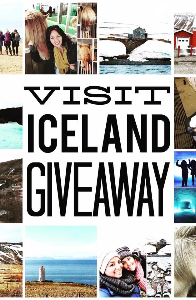 Trip to Iceland Giveaway