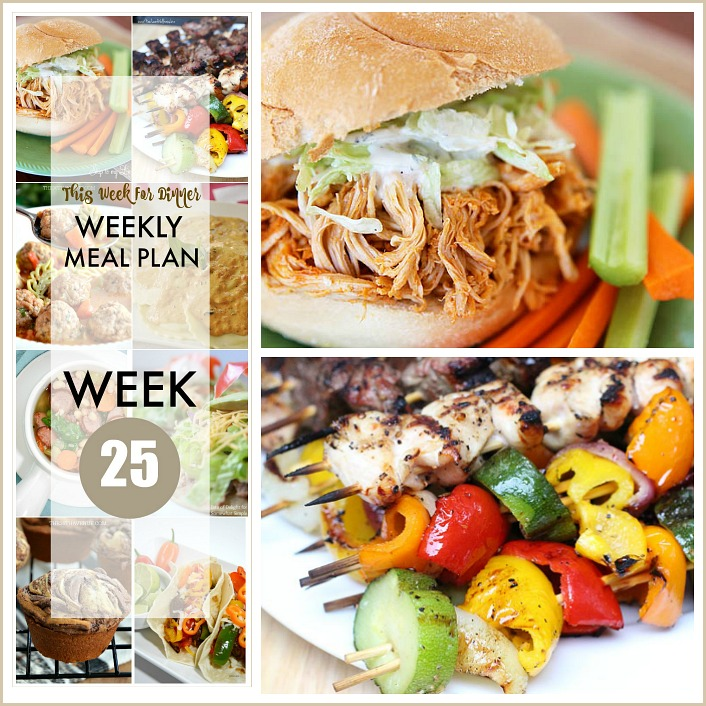 Easy Recipes - Easy and delicious recipes for the entire week. Main dishes, slow cooker recipes, and dessert.