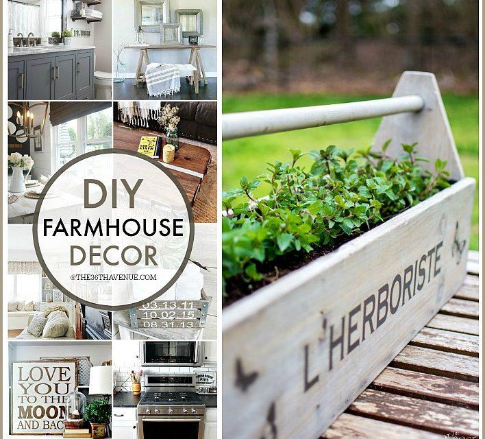 Farmhouse Home Decor