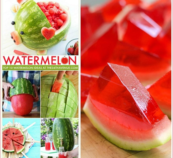 Top 10 Watermelon Hacks and Ideas