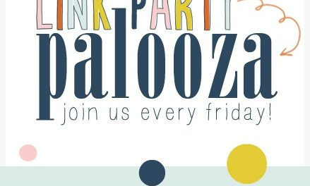 Link Party Palooza and $500 Giveaway