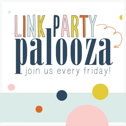 Link Party Palooza and Free Printable