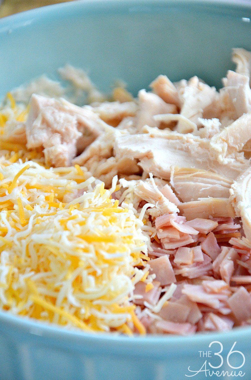 Chicken Cordon Bleu 2 Recipe the36thavenue.com