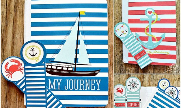 Free Journal and Bookmark Printables